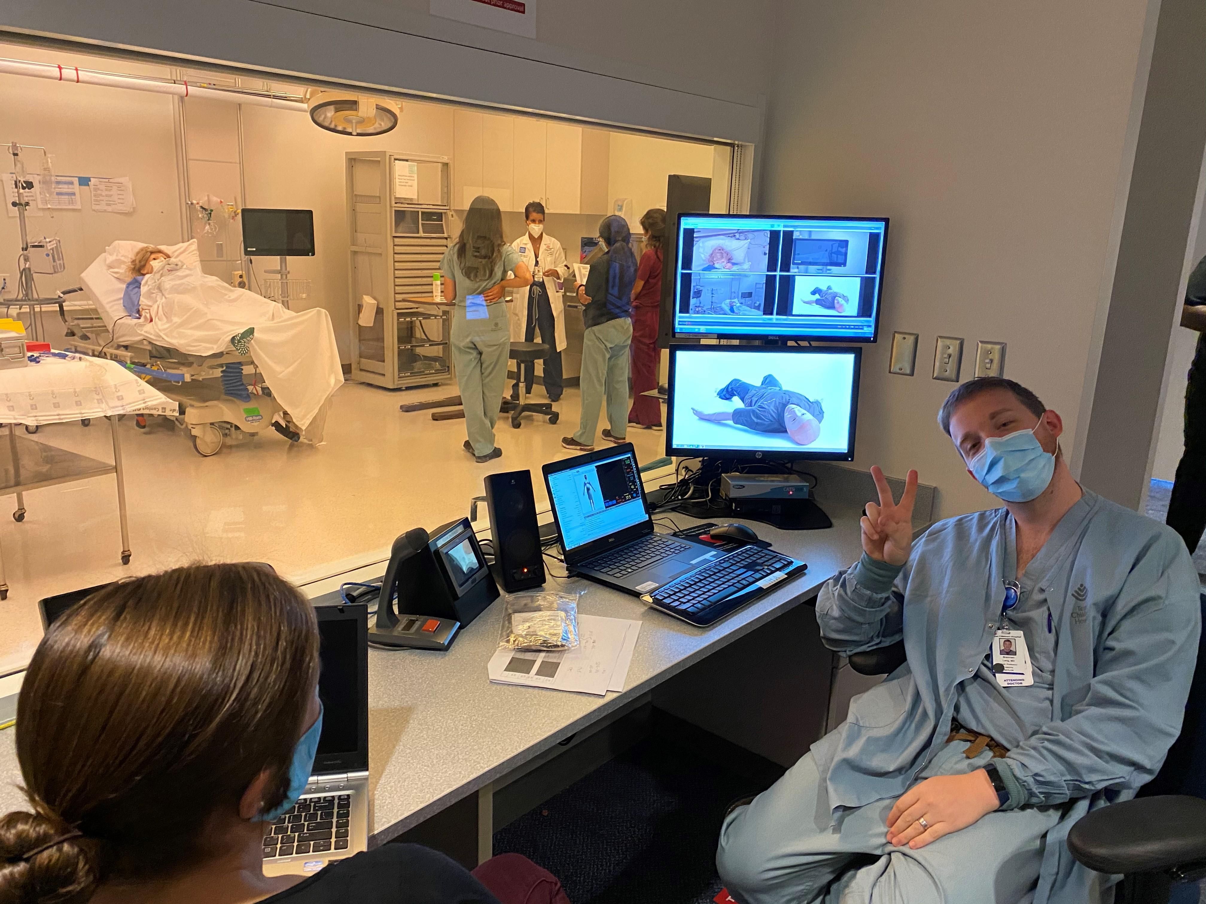 Obgyn Simulation Lab