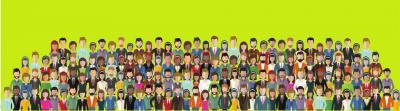 Illustration representing diversity