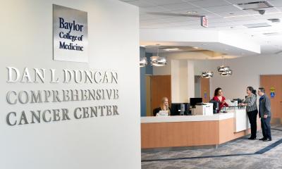 Dan L Duncan Cancer Center