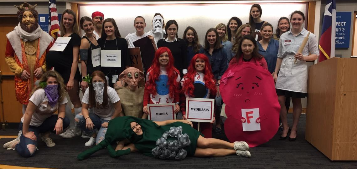 PA Class of 2020 Halloween Picture