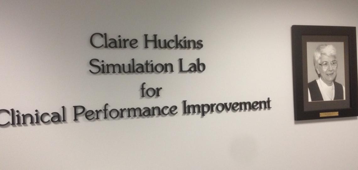 Clarie Huckins