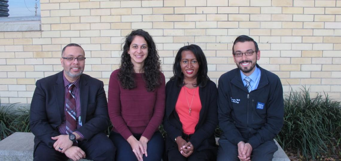 2019-2020 Center of Excellence Faculty Scholars