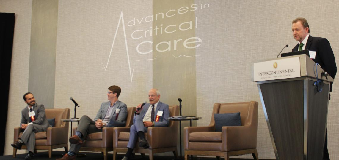 2019 Department Hosts Inaugural Critical Care Conference