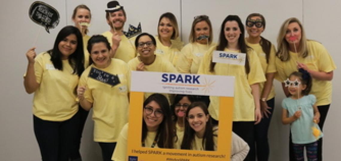 SPARK For Autism Team