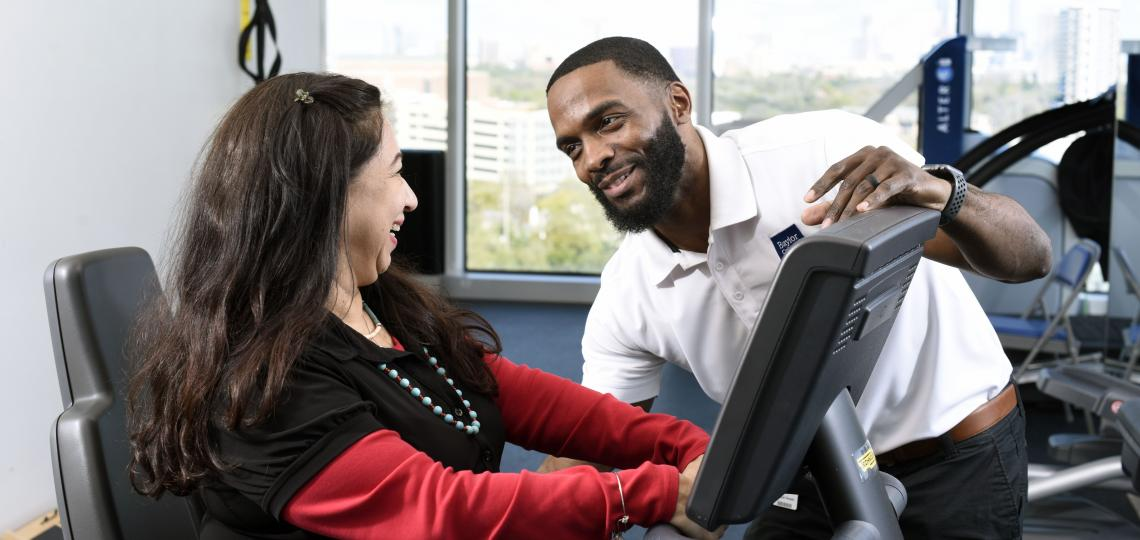 physical therapy at mcnair campus
