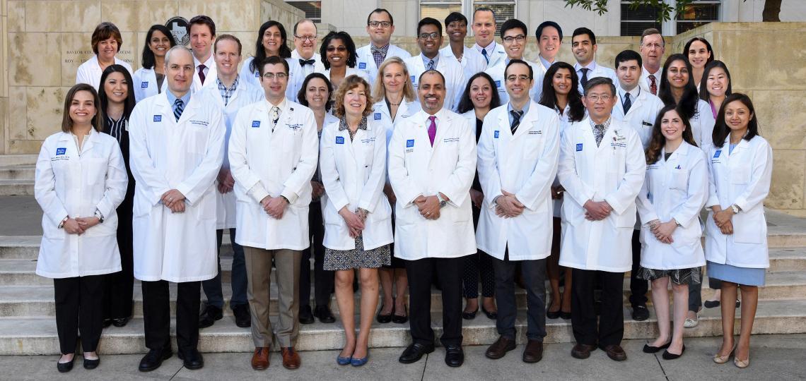 Hematology-Oncology Group Photo