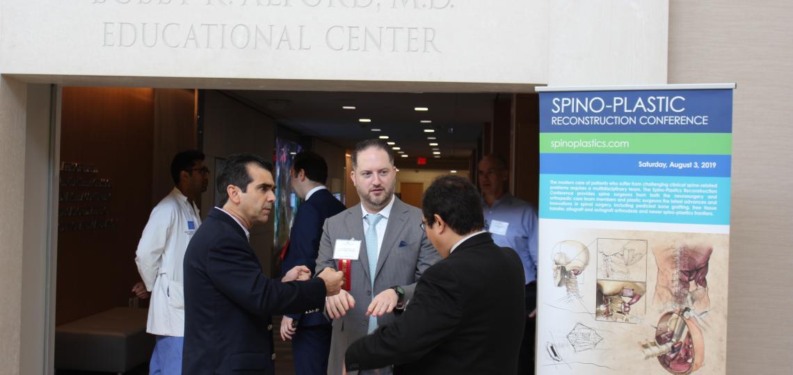 Spino-Plastics Reconstruction Conference