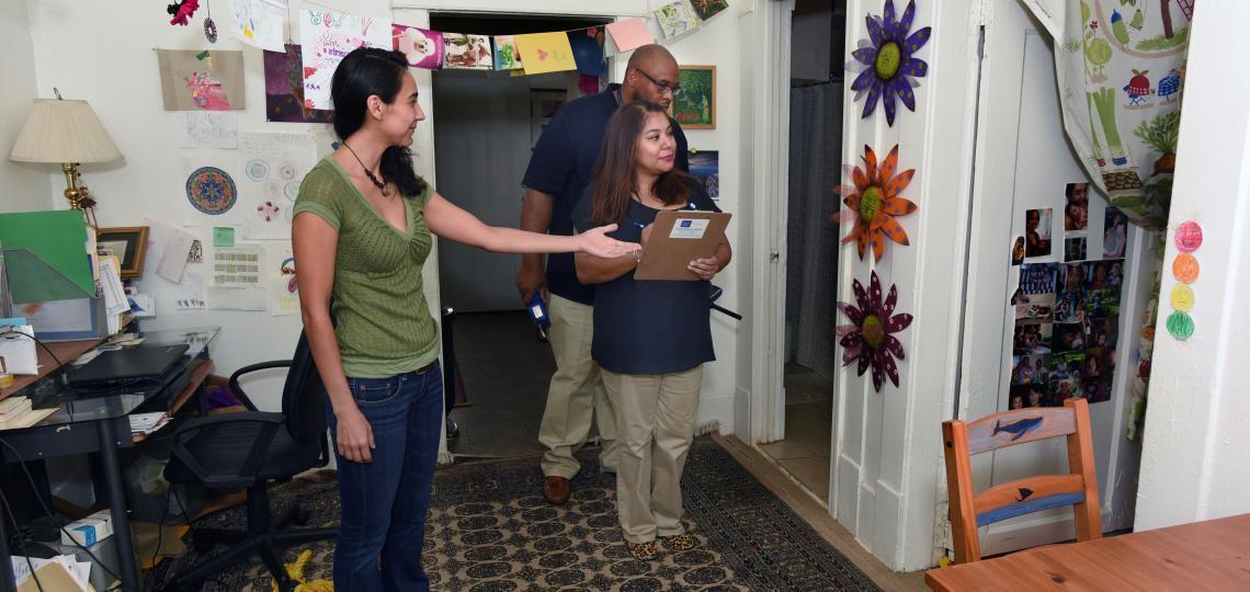 Baylor Environmental Health Service Home Assessment