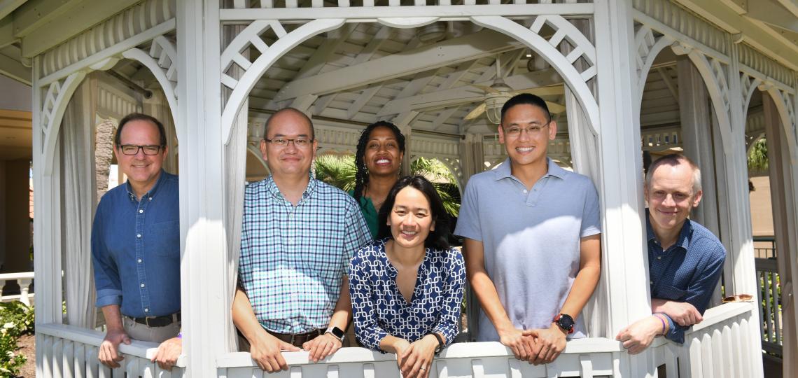 PSP Residency Mentors and Leaders