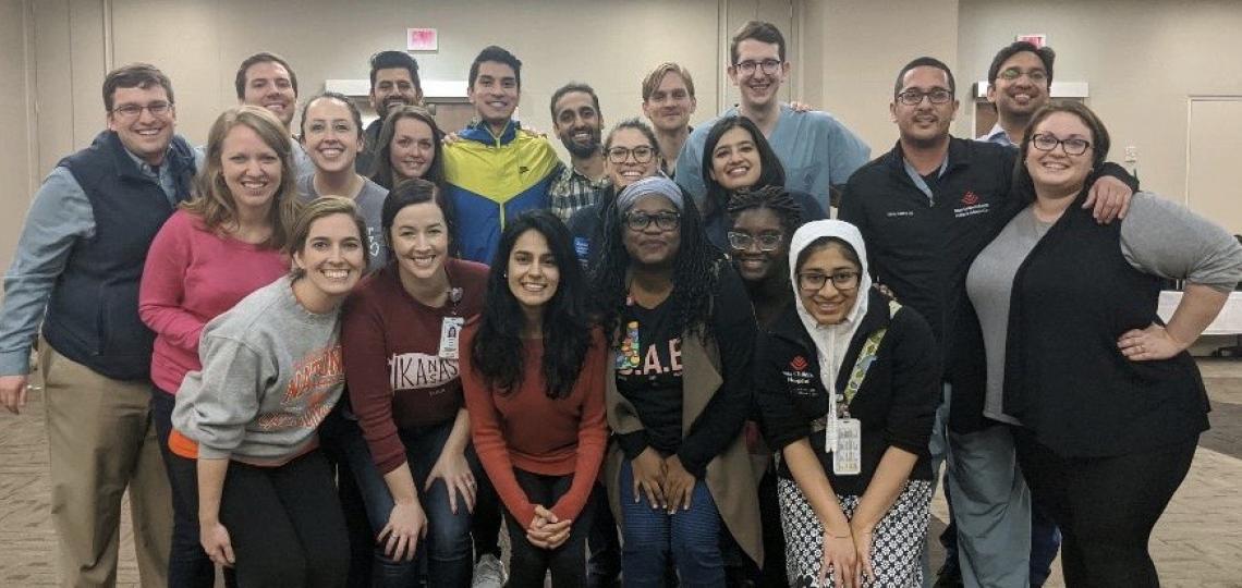 Pediatric Critical Care Fellows