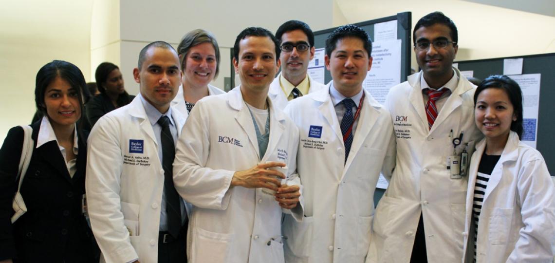 General Surgery Resident Graduates