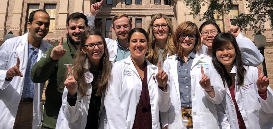 2020 TPS Resident Advocacy