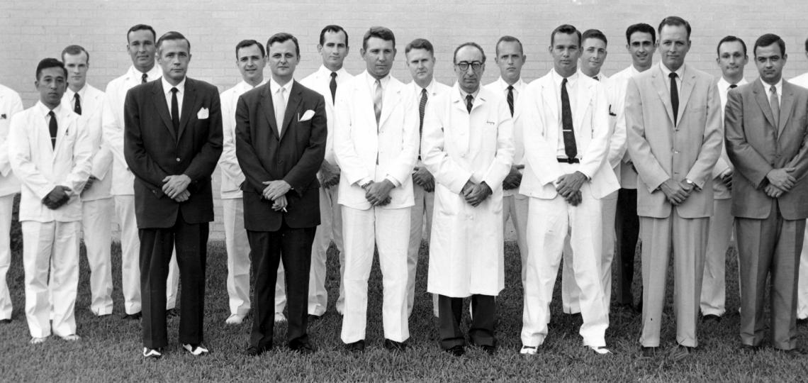 Department of Surgery - 1958