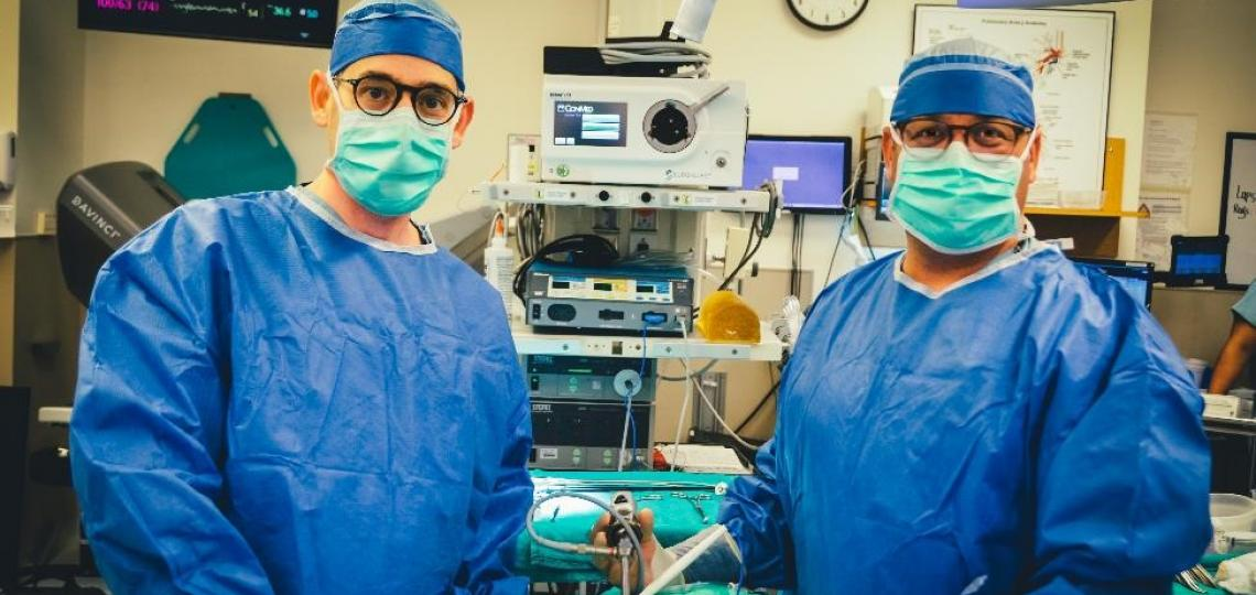 Thoracic Surgery Integrated Residency Program