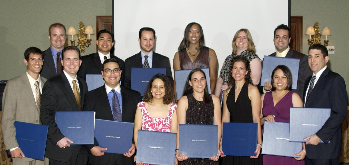 Class of 2008 - Anesthesiology Residents