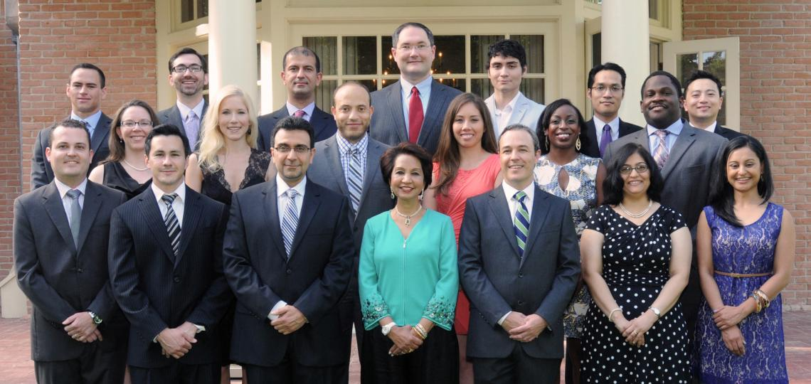 Class of 2013 - Anesthesiology Residents