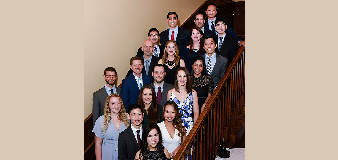 Class of 2018 - Anesthesiology Residents