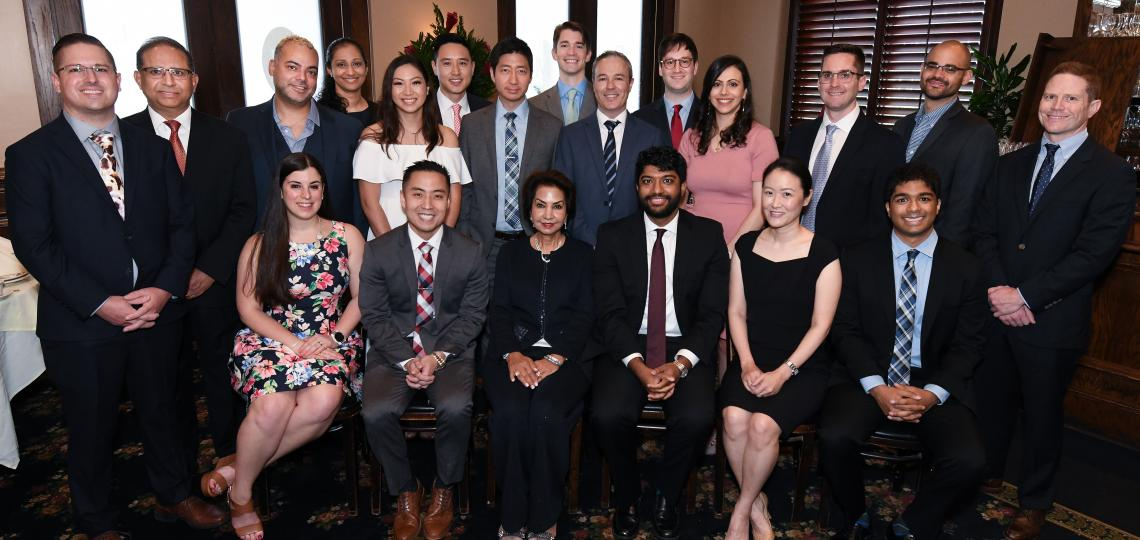 Class of 2019 - Anesthesiology Residents