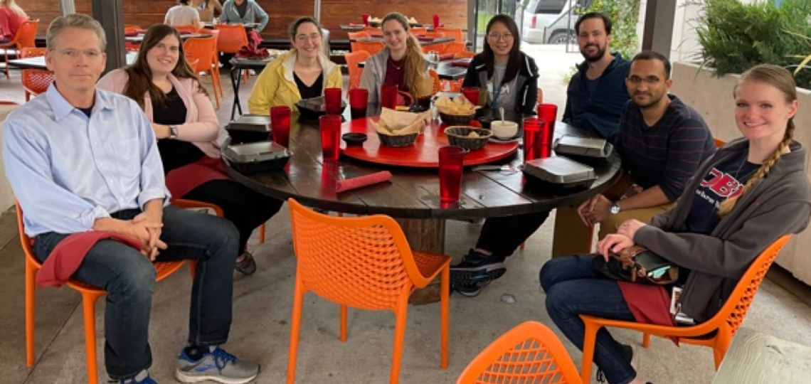 Cooper Lab Lunch 2021