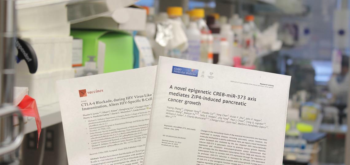 VLP lab publications