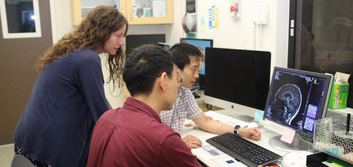 Tatiana Schnur Lab Research