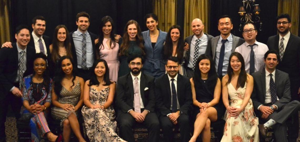 Class of 2020 - Anesthesiology Residents