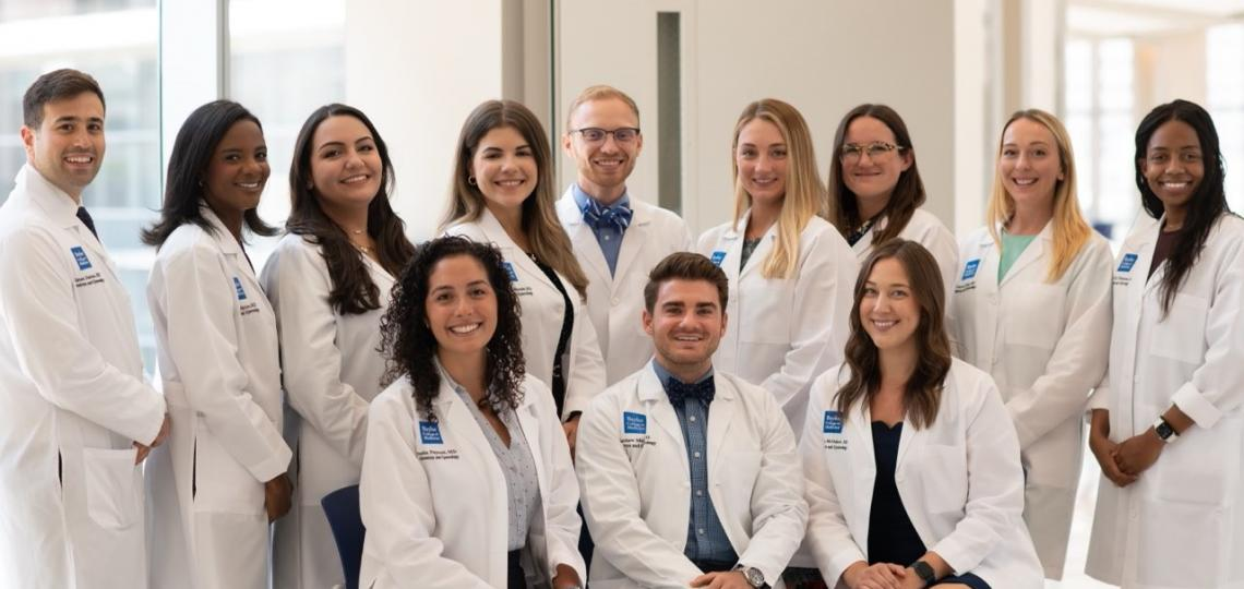 OB GYN PGY1 residents Class of 2025