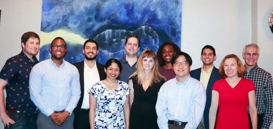 2018 to 2021 T32 Fellows in Cardiothoracic Research