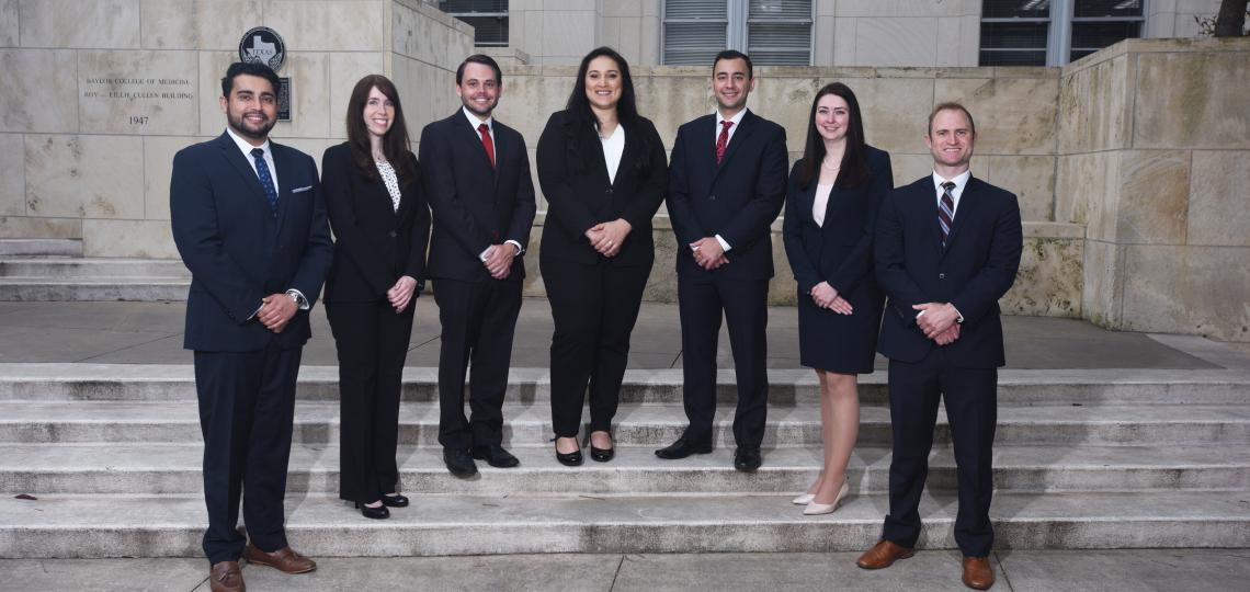 2021 chief residents in general surgery