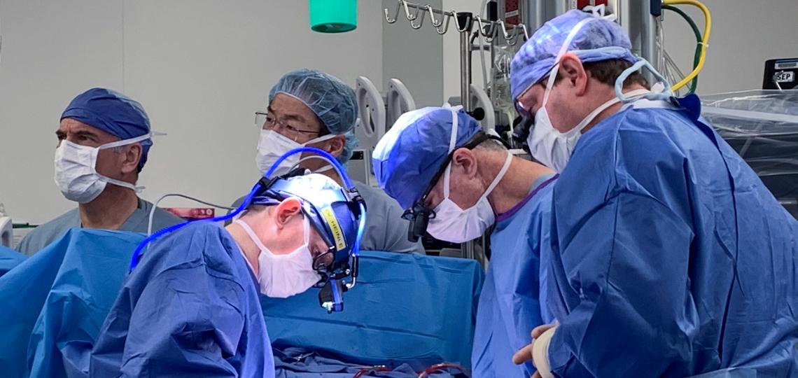 Congenital Heart Surgery at Texas Children's Hospital