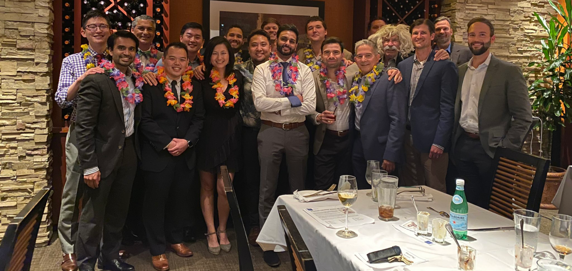Class of 2021 Radiology Residency Alumni