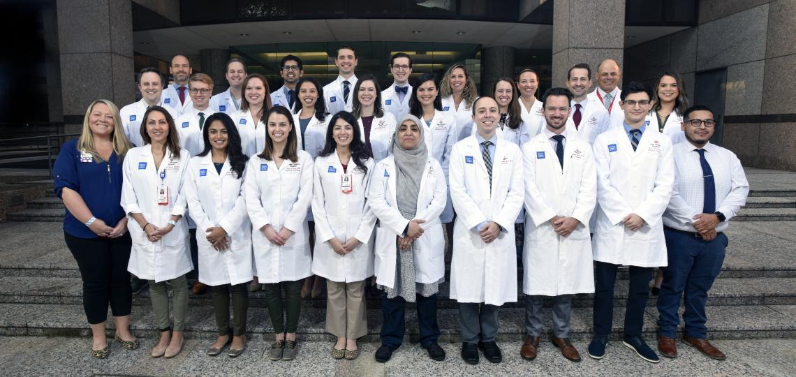 Pediatric Cardiology Fellows 2021