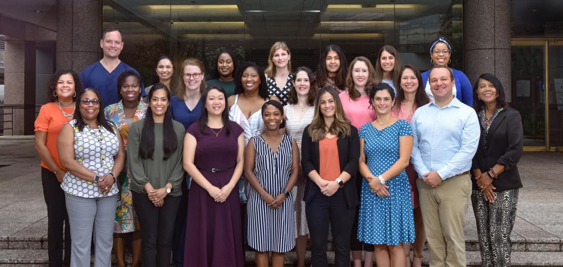 Pediatric Emergency Medicine Fellows 2021