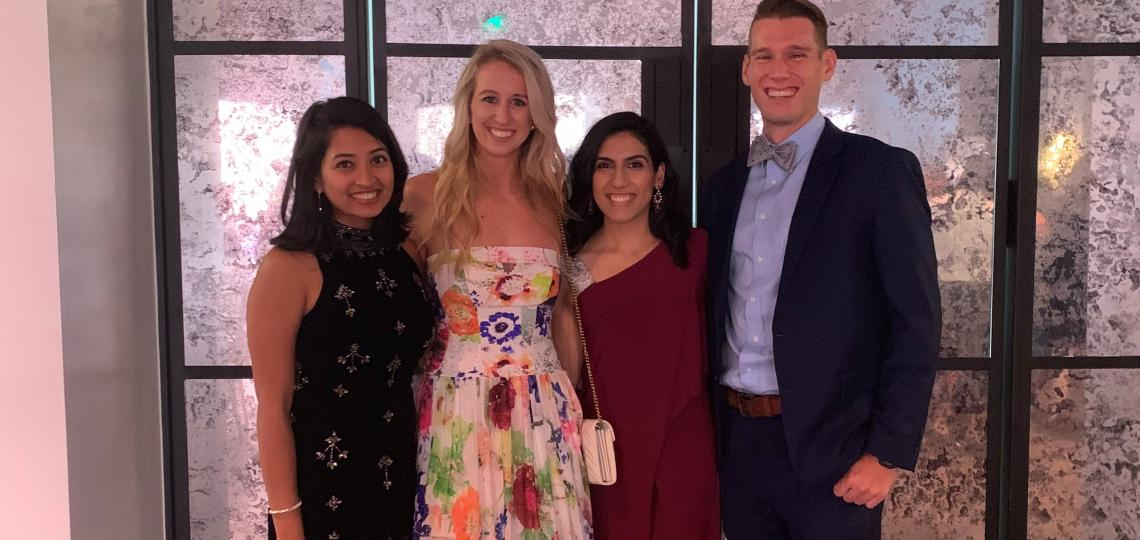 Peds Global Health Residents