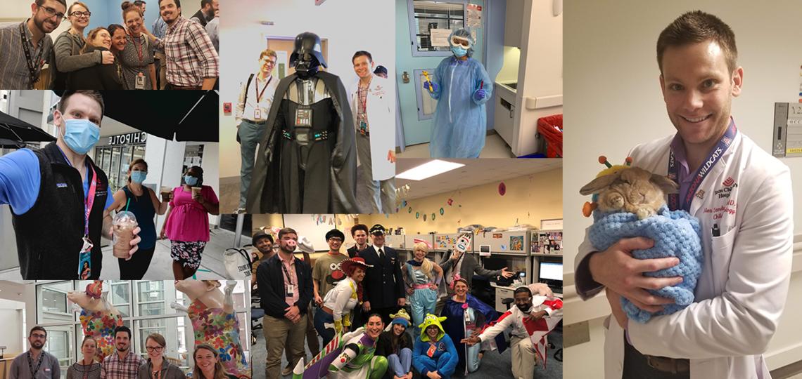 pediatric residency collage