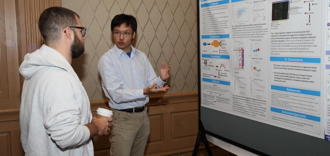 2014 Pharmacology/Biochemistry Joint Department Retreat in Galveston, Texas