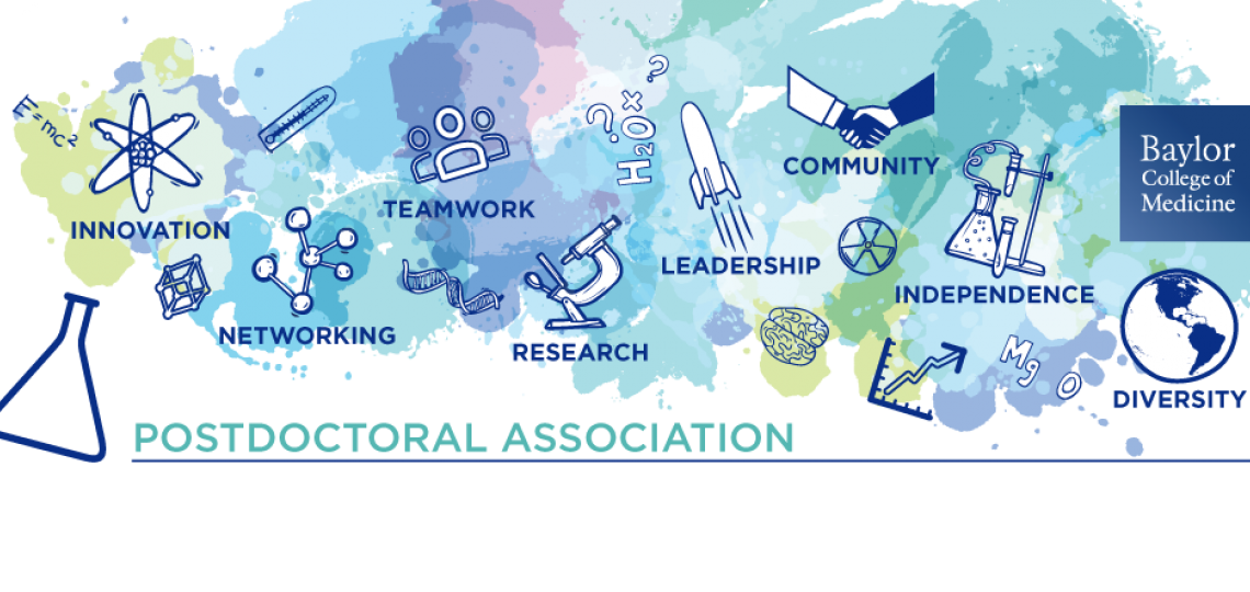 The Postdoctoral Association is working to build a sense of community among our diverse postdocs as we create opportunities to develop skills necessary to be successful in any career path.
