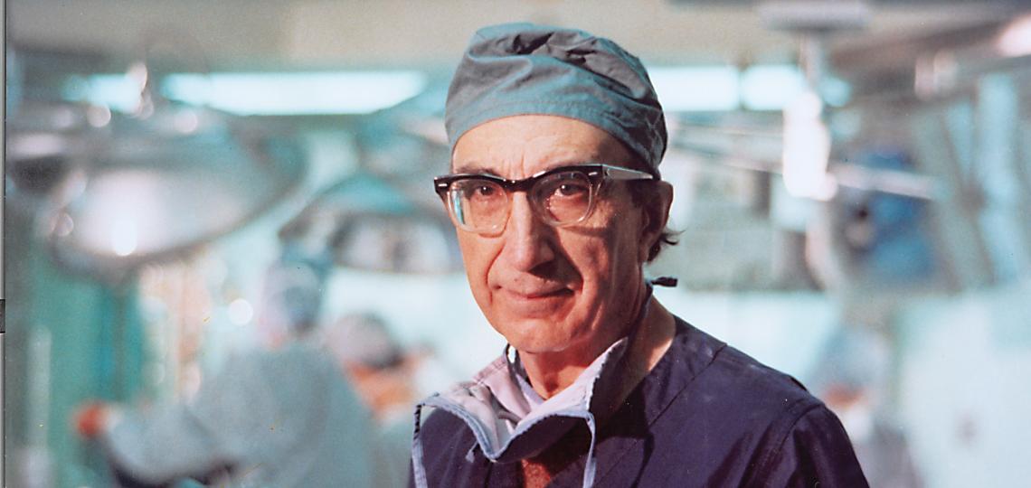 Dr. Michael E. DeBakey