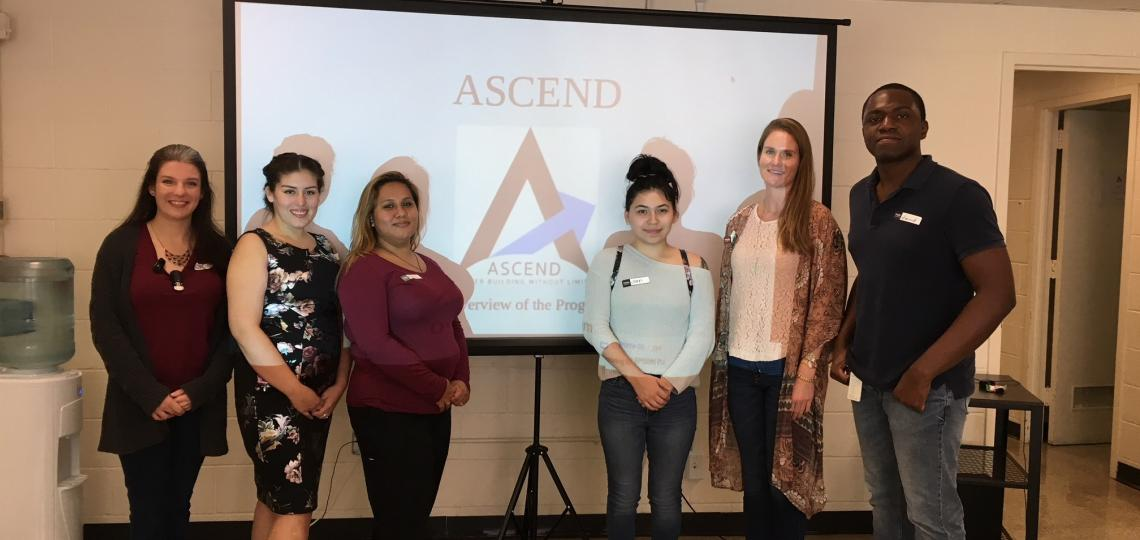 Ascend, Baylor College of Medicine Teen Health Clinic program
