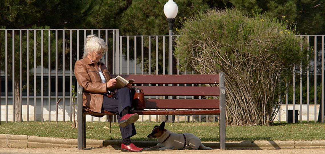 The natural loss of reading vision is called presbyopia.