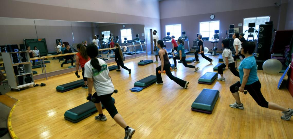 bcm gym photo