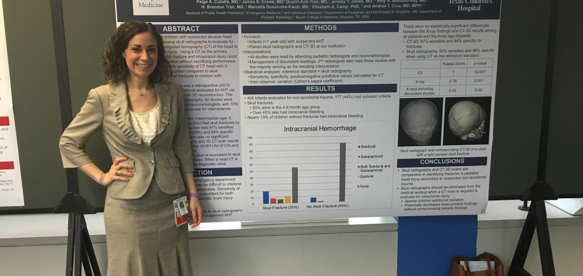 Paige and Fellows Day poster