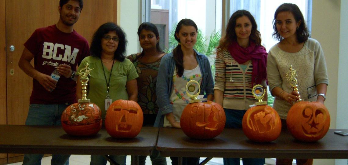 Pumpkin Carving Contest 2013
