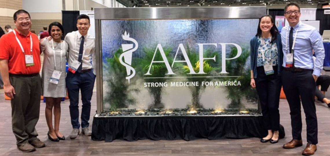 FMIG at AAFP Conference 2017