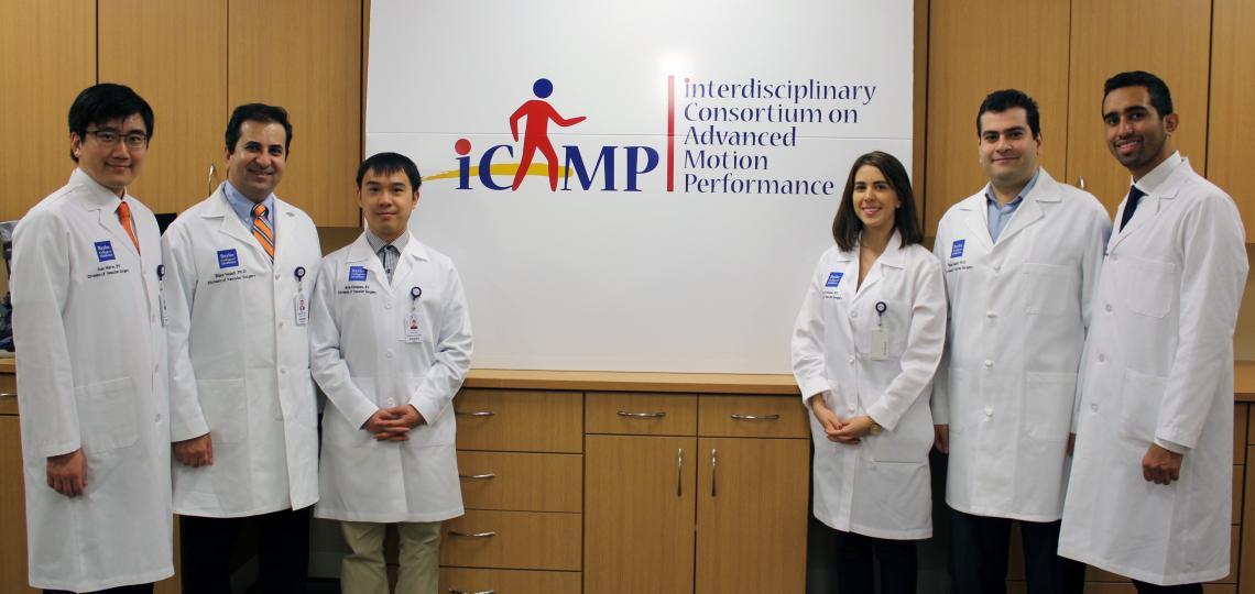 iCAMP lab