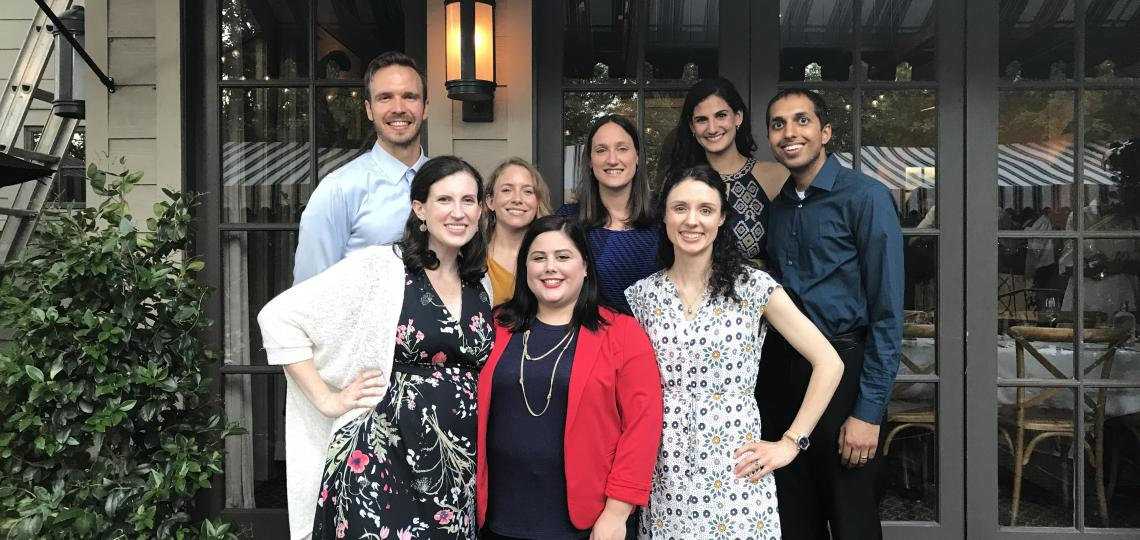 2017 Med-Peds Graduates