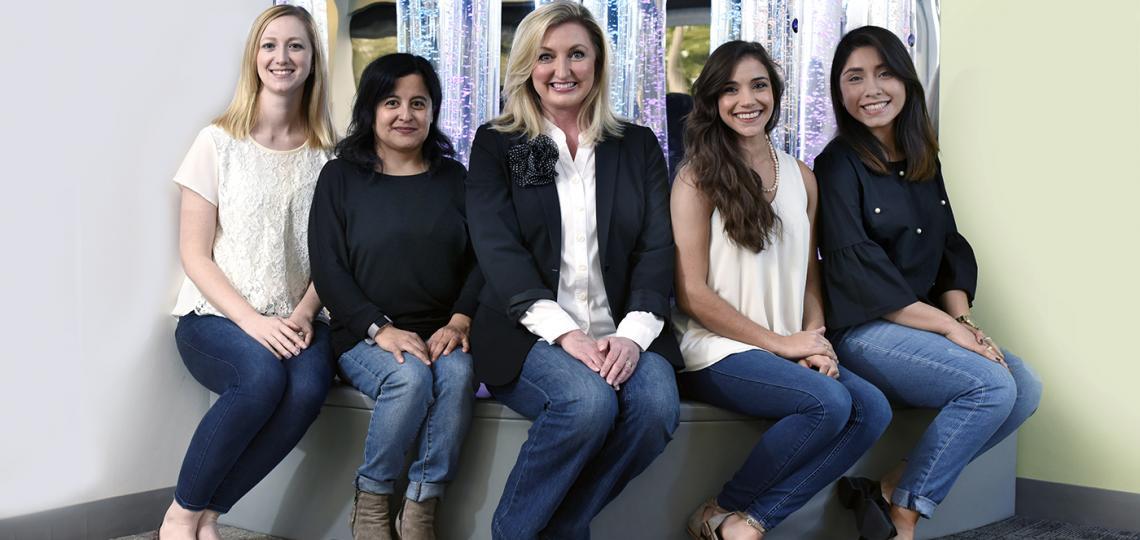Kochel Lab team photo