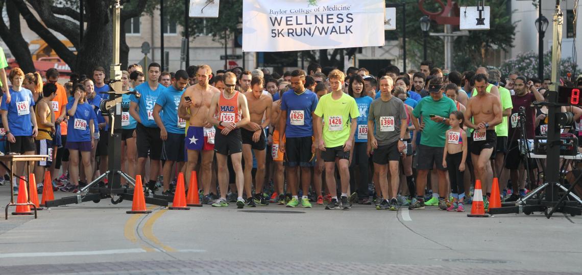BCM Wellness 5K 2015