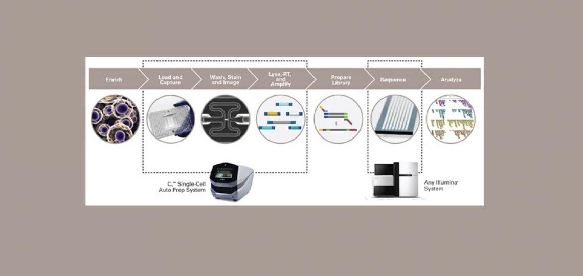 Fluidigm C1 System