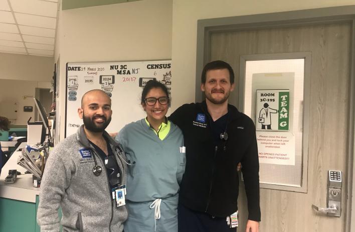 Internal Medicine Residents